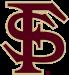 Florida State University Baseball Logo