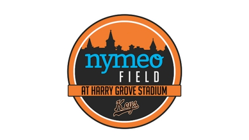 Frederick Keys Nymeo Field Logo