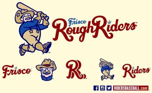 Frisco RoughRiders New Branding