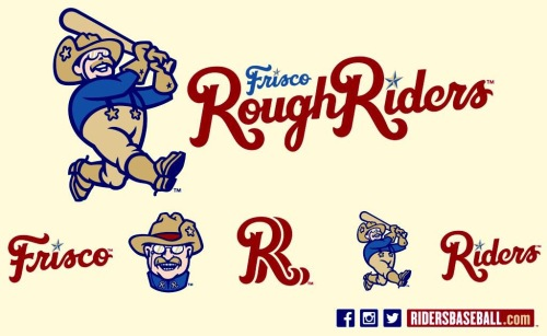 Frisco RoughRiders New Branding
