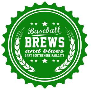 Gary ShouthShore RailCats Baseball Brews and Blues Craft Beer Festival