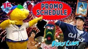 Lakewood BlueClaws First Wave of 2015 Promotions