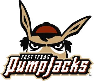 East Texas Pump Jacks Alternative Boomer Logo
