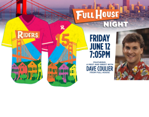 Frisco RoughRiders Full House Night