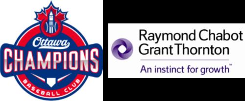 Ottawa Champions Ballpark Naming Rights Partnership