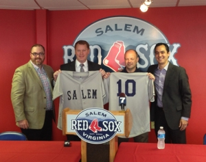 Salem Red Sox Sign 10 Year Lease