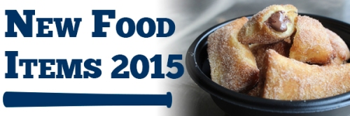 West Michigan Whitecaps 2015 New Food Items