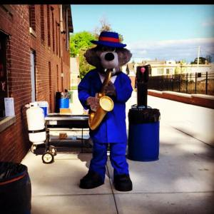 New mascot needs a name, Bristol Blues Facebook photo