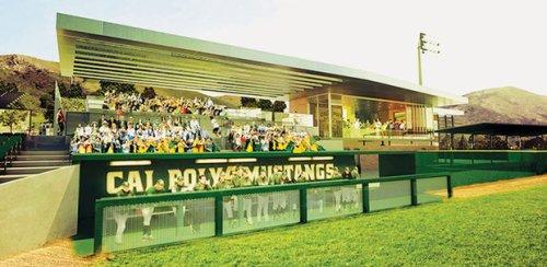 Cal Poly Bagget Stadium Renovation