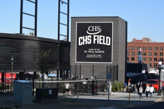 Welcome to CHS Field!