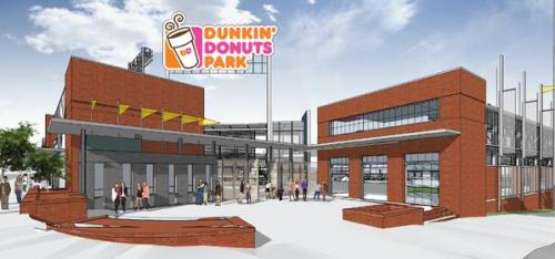 Hartford Yard Goats Dunkin Donuts Park