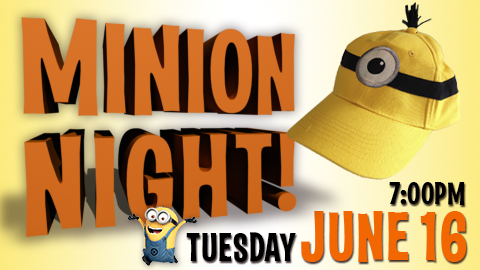 West Michigan Whitecaps Minion Night