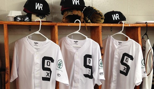 Wisconsin Rapids Rafters throwback night, press release photo