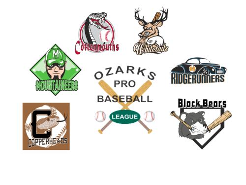 Ozarks Pro Baseball Teams