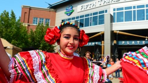 Toledo Mud Hens Latino Heritage Night