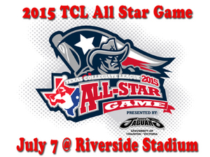 Victoria Generals 2015 TCL All-Star Game