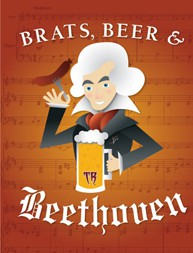 Wisconsin Timber Rattlers Fox Cities Stadium Beer Brats and Beethoven