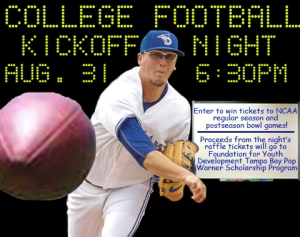 Dunedin Blue Jays College Football Kickoff