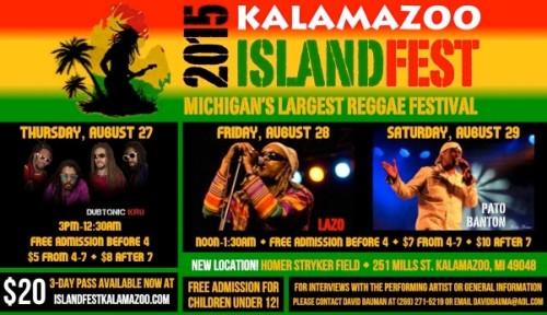 Kalamazoo Growlers Island Fest