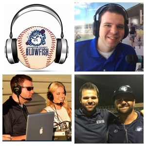 Lexington County Blowfish Broadcaster of the Year