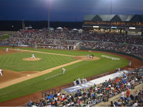 Somerset Patriots to Reach 6millionth Fan