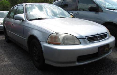 1998 Honda Civic up for grabs, RiverDogs Facebook photo.