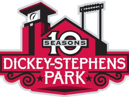 Arkansas Travelers 10th Anniversary at DSP Logo