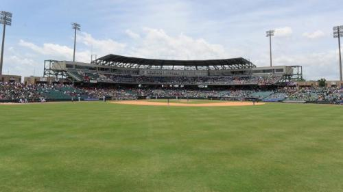 2016 will mark the 20th season of baseball at Zephyr Field. (Parker Waters)