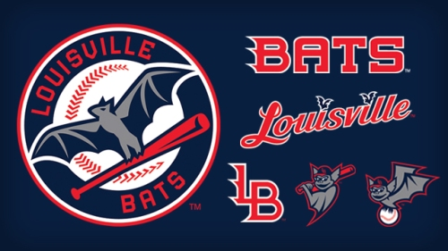 Louisville Bats New Branding Package