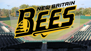 New Britain Bees Logo