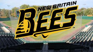 New Britain Bees Logo