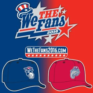 New Hampshire Fisher Cats Primaries Vote