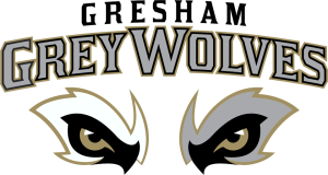 Gresham Grey Wolves Eyes