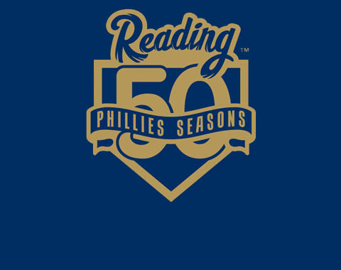 Reading Fightin Phils 50 Seasons