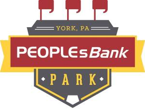 York Revolution PeoplesBank Park Logo