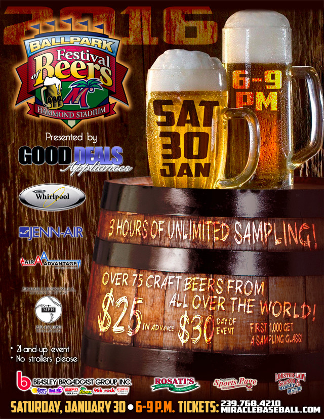 Fort Myers Craft Beer Festival