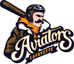 Lafayette Aviators Primary Logo