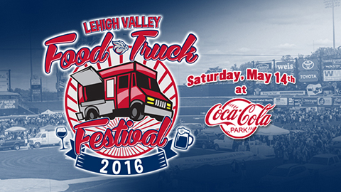 Lehigh Valley IronPigs Food Truck