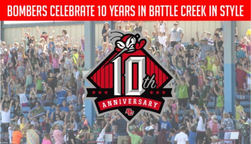 Battle Creek Bombers 10th Anniversary