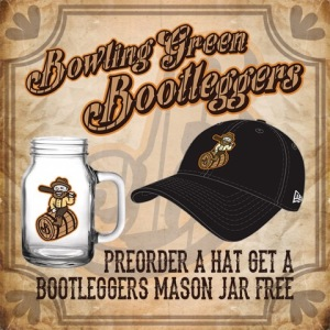 Bowling Green Hot Rods Bootleggers 2