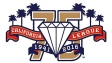 California League 75th Anniversary Logo
