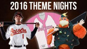 Delmarva shorebirds 2016 Theme Nights