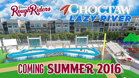 Frisco RoughRiders Lazy River
