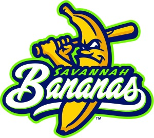 Savannah Bananas Primary Logo