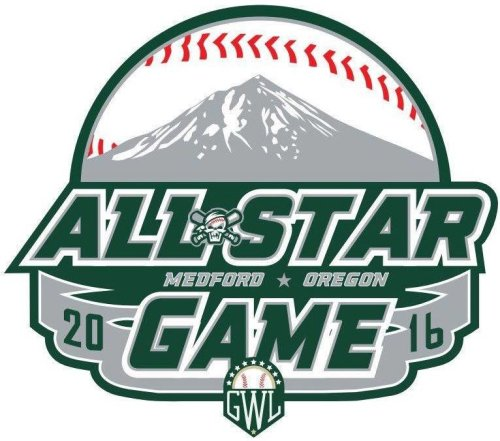 Medford Rogues 2016 GWL All-Star Game Logo