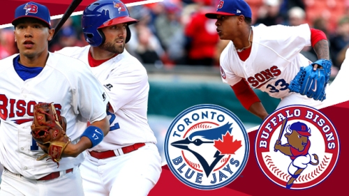Buffalo Bisons Toronto Blue Jays Extend PDC