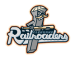 Cleburne Railroaders Primary Logo