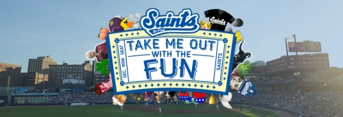 St. Paul Saints 2016 Promo Schedule