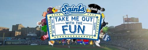 St. Paul Saints 2016 Promo Schedule