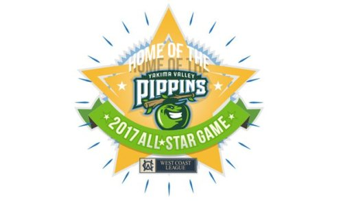 Yakima Valley Pippins 2017 WCL All-Star Game Logo